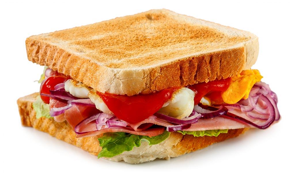วิธีการทำแซนด์วิช