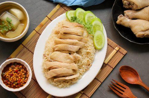 วิธีทำข้าวมันไก่ ด้วยหม้อหุงข้าวเองที่บ้านได้อย่างไร